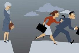 Leeftijdsdiscriminatie arbeidsmarkt